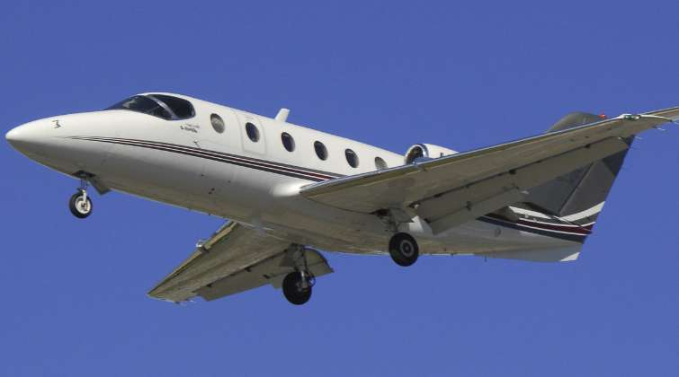 The Hawker 400XP is the newer version of the Beechjet 400 and it is not uncommon to be confused by t
