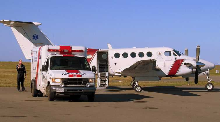 Medically related aviation may require specially trained air charter operators, of which we are not.