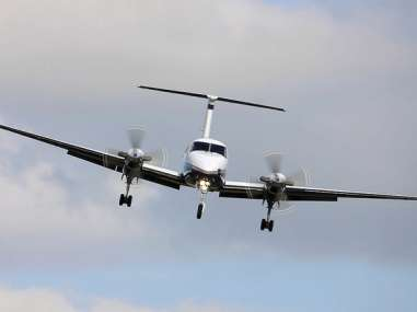Turboprop airplanes are often referred to as jet prop airplanes.