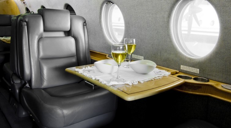 Charter a jet and feel the freedom of private aviation.
